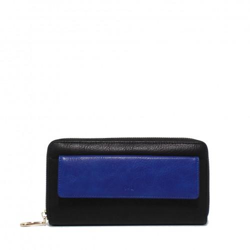 Romana Chain Wallet Royal Blue