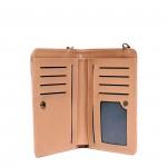 Amelia Smartphone Wallet Khaki