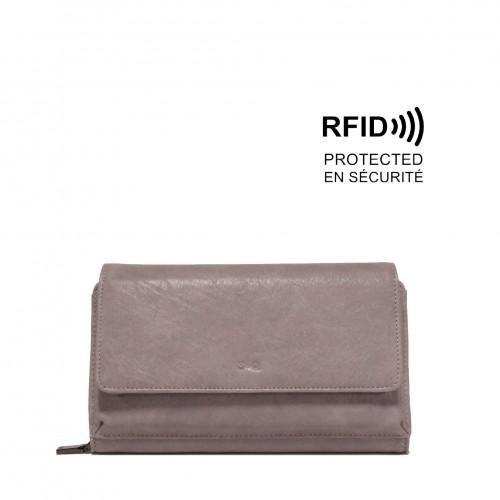 Sammie Belt Wallet Lilac