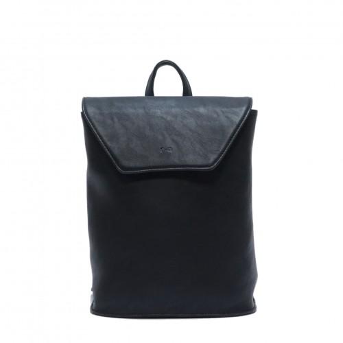 Hailee Convertible Backpack Black