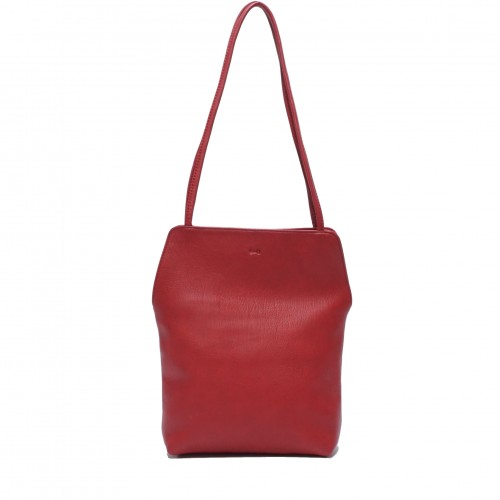 Carrie Tote Red