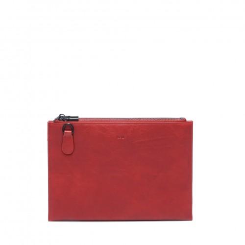 Rosalie Clutch Red
