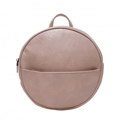 Jessa Round Convertible Backpack Petal Pink