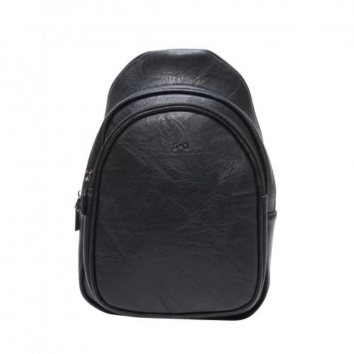 Leslie Sling Bag Black