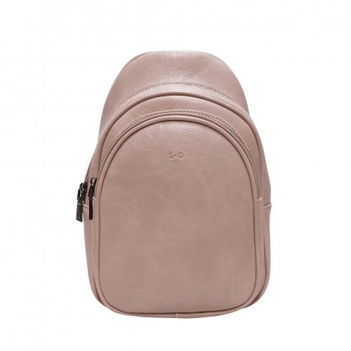 Leslie Sling Bag Petal Pink