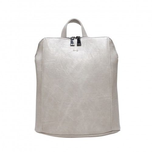 Melody Convertible Backpack Antique White