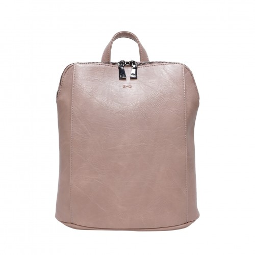 Melody Convertible Backpack Petal Pink