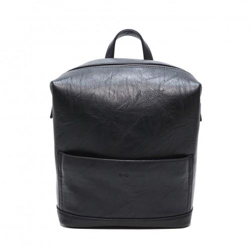 Dani Convertible Backpack Black