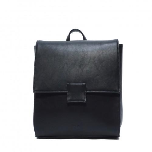 Amara Convertible Backpack - Black