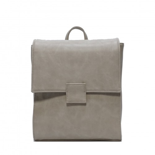 Amara Convertible Backpack - Cloud Grey
