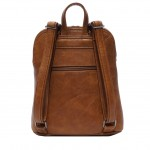 Maggie Convertible Backpack - Camel