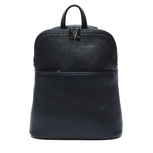 Maggie Convertible Backpack - Black