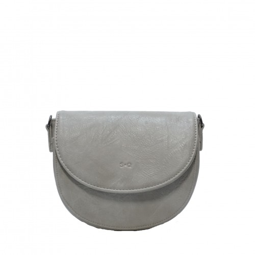 Erica Belt Bag - Stone Grey