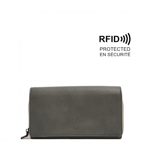 Lucia Smartphone Wallet - Jade